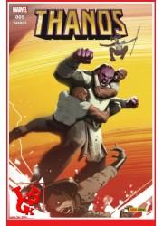 THANOS 5 Mensuel (Oct 2020) Vol. 05 par Panini Comics - VF - Softcover libigeek 9782809489491
