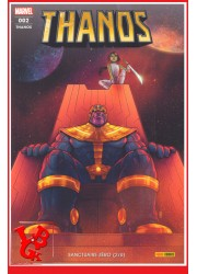 THANOS 2 Mensuel (Mars 2020) Vol. 02 par Panini Comics - VF - Softcover libigeek 9782809486414
