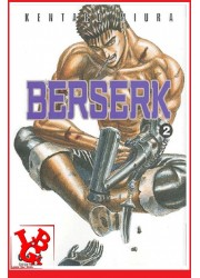BERSERK 2 / (Reed 2018) Vol. 02 par Glenat Manga libigeek 9782723448147