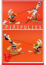 ASTERIX & OBELIX : Statue Asterix et l'amphore de DUROCORTORUM par Pixi-plastoy libigeek 3521320023632