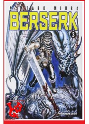 BERSERK 3 / (Rééd 2018) Vol. 03 par Glenat Manga libigeek 9782723449021