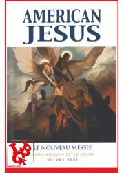 AMERICAN JESUS - 02 (Sept 2020) - Millar - Netflix par Panini Comics libigeek 9782809491104