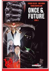 ONCE & FUTURE Vol 01 (Oct2020) - Boom! Studios - Delcourt Comics libigeek 9782413036609