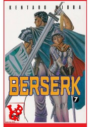 BERSERK 7 / (Rééd 2018) Vol. 07 par Glenat Manga libigeek 9782723450973