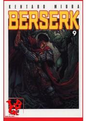 BERSERK 9 / (Rééd 2018) Vol. 09 par Glenat Manga libigeek 9782723450997