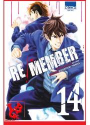 RE/MEMBER 14 (Nov 2018) - Vol. 14 - Seinen par Ki-oon libigeek 9791032703311