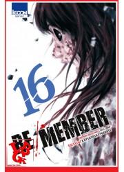 RE/MEMBER 16 (Mai 2019) - Vol. 16 - Seinen par Ki-oon libigeek 9791032704134