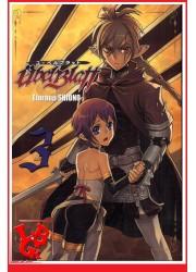 UBEL BLATT 3 (Nov 2007) - Vol. 03 - Seinen par Ki-oon libigeek 9782915513875