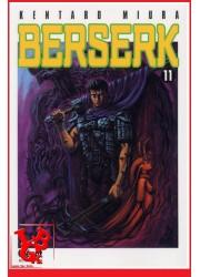 BERSERK 11 / (Rééd 2018) Vol. 11 par Glenat Manga libigeek 9782723451017