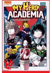 MY HERO ACADEMIA 8 (Avr 2017) - Vol. 08 - Shonen par Ki-oon libigeek 9791032700754