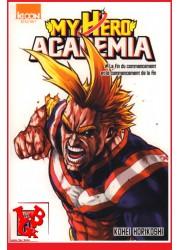 MY HERO ACADEMIA 11 (Nov 2017) - Vol. 11 - Shonen par Ki-oon libigeek 9791032701508