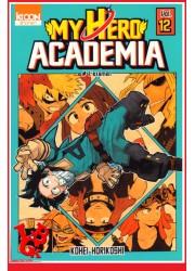 MY HERO ACADEMIA 12 (Janv 2018) - Vol. 12 - Shonen par Ki-oon libigeek 9791032702253