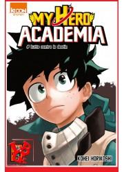 MY HERO ACADEMIA 15 (Sept 2018) - Vol. 15 - Shonen par Ki-oon libigeek 9791032703120