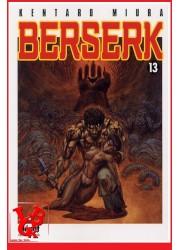 BERSERK 13 / (Rééd 2018) Vol. 13 par Glenat Manga libigeek 9782723454124