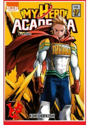 MY HERO ACADEMIA 17 (Janv 2019) - Vol. 17 - Shonen par Ki-oon libigeek 9791032703755