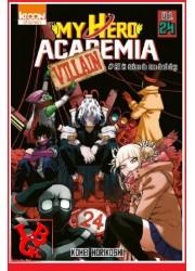 MY HERO ACADEMIA 25 (Sept 2020) - Vol. 25 - Shonen par Ki-oon libigeek 9791032706619