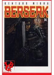 BERSERK 14 / (Rééd 2018) Vol. 14 par Glenat Manga libigeek 9782723454377