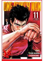 ONE PUNCH MAN 11 (Juin 2018) - Vol.11 Shonen par Kurokawa libigeek 9782368525562