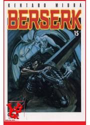 BERSERK 15 / (Rééd 2018) Vol. 15 par Glenat Manga libigeek 9782723454384