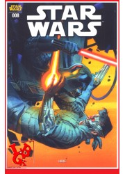 STAR WARS 8 - Mensuel (Nov 2020) Vol. 08 par Panini Comics - Softcover libigeek 9782809489200