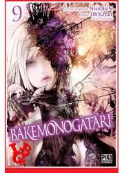 BAKEMONOGATARI 9  (Nov 2020) Vol. 09 Oh ! Great - Shonen par Pika libigeek 9782811658304