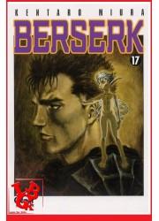 BERSERK 17 / (Rééd 2018) Vol. 17 par Glenat Manga libigeek 9782723454407