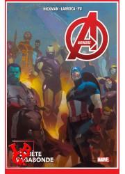 AVENGERS 3 - Marvel Deluxe (Nov 2020) Planète vagabonde par Panini Comics libigeek 9782809489927