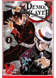 DEMON SLAYER 2 (Sept 2019) Vol. 02 - Shonen par Panini Manga libigeek 9782809482324