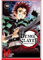 DEMON SLAYER 10  (Aout 2020) Vol. 10 - Shonen par Panini Manga libigeek 9782809488289