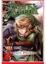 The Legend of ZELDA 8 (Oct 2020) Twilight Princess Vol. 08 par Soleil Manga libigeek 9782302083608