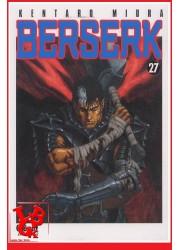 BERSERK 27 / (Rééd 2018) Vol. 27 par Glenat Manga libigeek 9782723464727