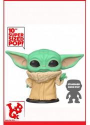 STAR WARS The Mandalorian : Figurine POP! 369 - THE CHILD 10 inch/25 Cm par FUNKO libigeek 889698497572