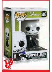 L'étrange Noel de Mr Jack : Figurine POP! 598 - Vampire Jack par FUNKO libigeek 889698426725