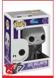 L'étrange Noel de Mr Jack : Figurine POP! 15 - Jack Skellington par FUNKO libigeek 830395024684