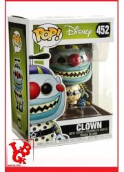 L'étrange Noel de Mr Jack : Figurine POP! 452 - Clown par FUNKO libigeek 889698328401