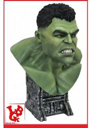 HULK Avengers - Buste 1/2 Legends 3D par Diamond Select libigeek 699788836682