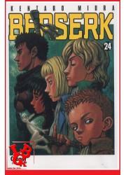BERSERK 24 / (Rééd 2018) Vol. 24 par Glenat Manga libigeek 9782723459648
