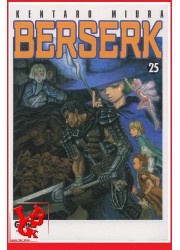 BERSERK 25 / (Rééd 2018) Vol. 25 par Glenat Manga libigeek 9782723459617