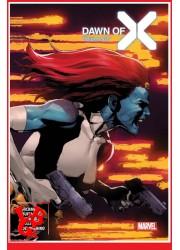 DAWN of X - 6 Ed. Collector (Dec 2020) Mensuel Vol. 06 par Panini Comics libigeek 9782809492408