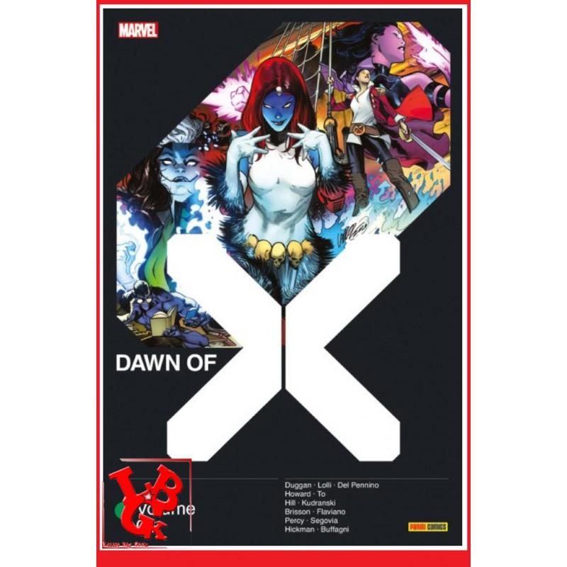 DAWN of X - 6 (Dec 2020) Mensuel Ed. Souple Vol. 06 par Panini Comics libigeek 9782809492392