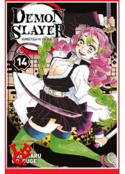 DEMON SLAYER 14 (Dec 2020) Vol. 14 - Shonen par Panini Manga libigeek 9782809492491