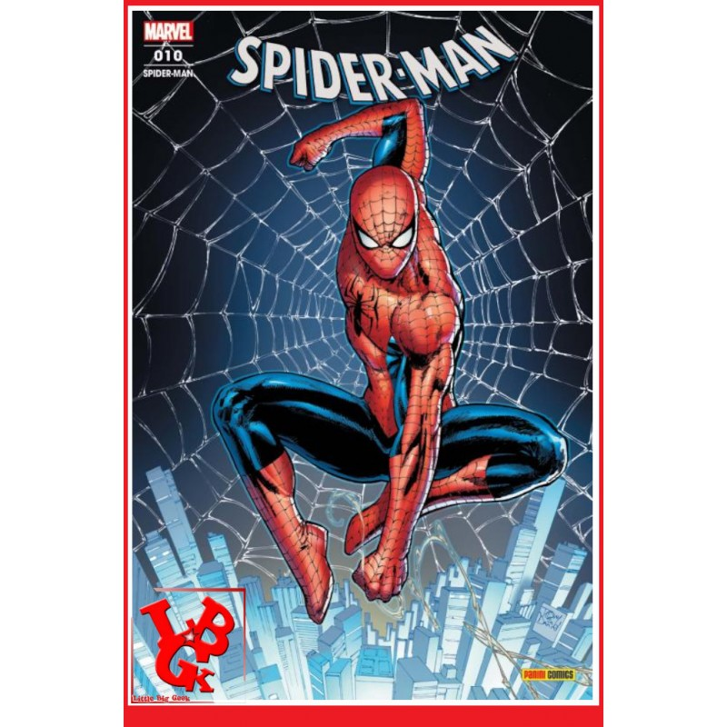 SPIDER-MAN 10 Mensuel (Dec 2020) Vol. 10 par Panini Comics - Softcover libigeek 9782809489798