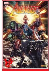 AVENGERS - 10 (Dec 2020) Mensuel Vol. 10 par Panini Comics - Softcover libigeek 9782809489781