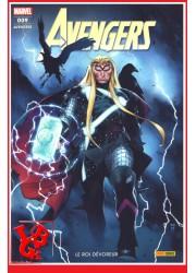 AVENGERS - 9 (Nov 2020) Mensuel Vol. 09 par Panini Comics - Softcover libigeek 9782809489453