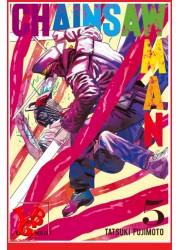 CHAINSAW MAN 5 (Nov 2020) Vol.05 - Shonen par KAZE Manga libigeek 9782820338549