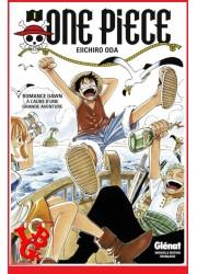 ONE PIECE 1 (Juil 2013) Vol. 01 Shonen  par Glénat Manga libigeek 9782723488525