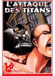 L'ATTAQUE DES TITANS 2 (Juin 2013) Vol. 02 - Seinen par Pika libigeek 9782811611705