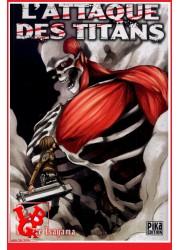 L'ATTAQUE DES TITANS 3 (Sept 2013) Vol. 03 - Seinen par Pika libigeek 9782811612207