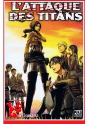 L'ATTAQUE DES TITANS 4 (Oct 2013) Vol. 04 - Seinen par Pika libigeek 9782811612818