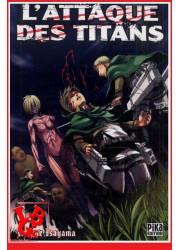 L'ATTAQUE DES TITANS 6 (Mar 2014) Vol. 06 - Seinen par Pika libigeek 9782811613860